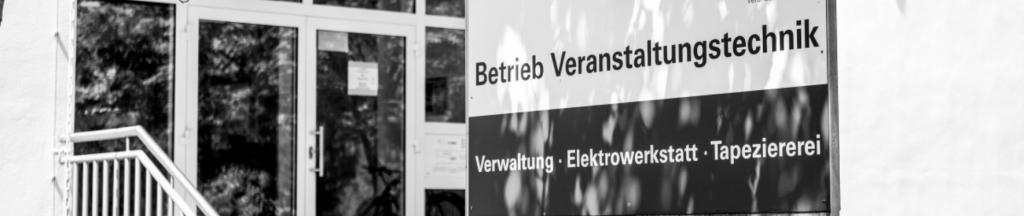 Kulturreferat München - Veranstaltungstechnik